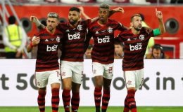 Flamengo está na final do Mundial de Clubes