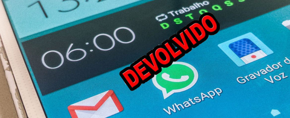 Whats App esqueceu de avisar o gerente do banco central